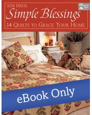 Martingale - Simple Blessings eBook