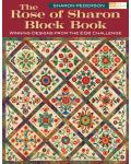 Martingale - The Rose of Sharon Block Book