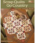 Martingale - Scrap Quilts Go Country (Print version + eBook bundle)