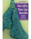 Martingale - Terrific Toe-Up Socks (Print version + eBook bundle)