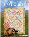 Martingale - Fast and Fun First Quilts (Print version + eBook bundle)