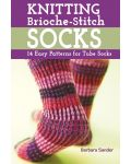 Martingale - Knitting Brioche-Stitch Socks (Print version + eBook bundle)