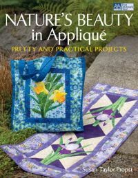 Martingale - Nature's Beauty in Applique