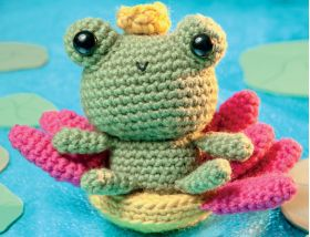 Martingale - The Big Book of Little Amigurumi (Print version + eBook bundle)