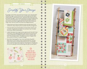 Martingale - A Quilting Life Monthly Planner