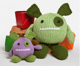 Martingale - The Big Book of Knitted Monsters eBook