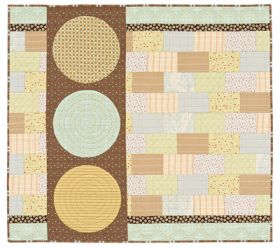 Martingale - Cocoa Cakewalk Quilt ePattern