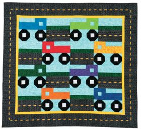 Martingale - Training Wheels Quilt ePattern