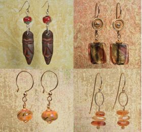 Martingale - 101 Gorgeous Earrings eBook