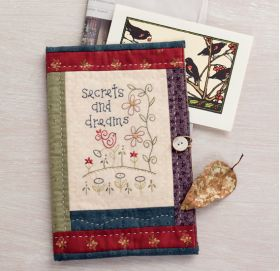 Martingale - Patchwork Loves Embroidery (Print version + eBook bundle)