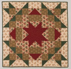 Martingale - Winter Dreams Quilt ePattern