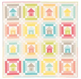 Martingale - Block-Buster Quilts - I Love House Blocks (Print version + eBook bu
