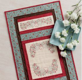 Martingale - Patchwork Loves Embroidery eBook