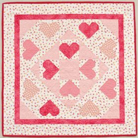 Martingale - Tender Heart Quilt ePattern
