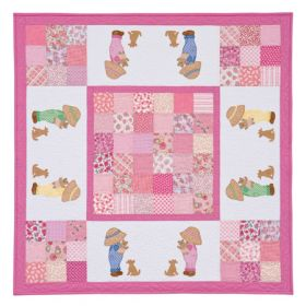 Martingale - Sunbonnet Sue and Scottie at Play