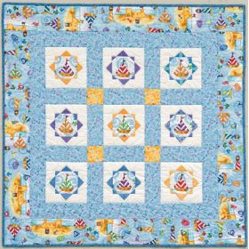 Martingale - Gift Block Quilt ePattern