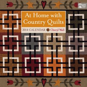 Martingale - At Home with Country Quilts 2014 Calendar