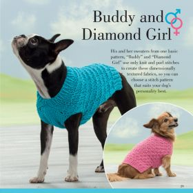 Martingale - Seamless Knits for Posh Pups eBook