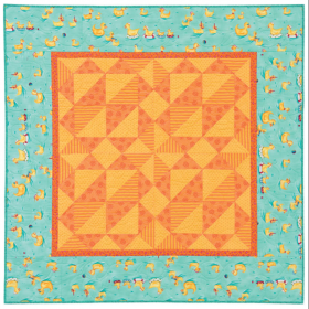 Martingale - Lickety-Split Quilts for Little Ones eBook