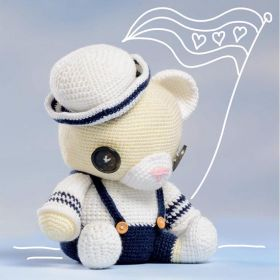 Martingale - Huggable Amigurumi (Print version + eBook bundle)