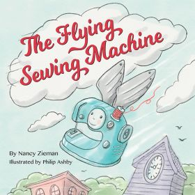 Martingale - The Flying Sewing Machine (Print version + eBook bundle)