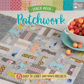 Martingale - Lunch-Hour Patchwork (Print version + eBook bundle)
