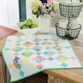 Martingale - Moda All-Stars - Mini-Charm Quilts  (Print version + eBook bundle)