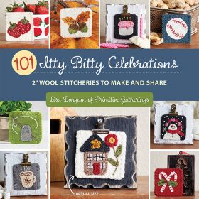 Martingale - 101 Itty Bitty Celebrations (Print version + eBook bundle)