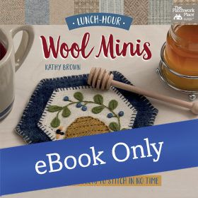 Martingale - Lunch-Hour Wool Minis eBook