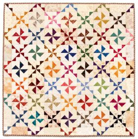 Martingale - Twice As Nice Lap Quilt ePattern