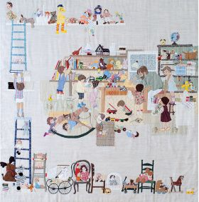 Martingale - Story Quilts