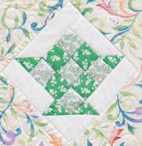 Martingale - Nine-Patch Baskets Quilt ePattern