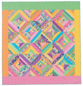 Martingale - Fast Fat-Quarter Quilts (Print version + eBook bundle)