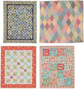 Martingale - The Big Book of Scrappy Quilts (Print version + eBook bundle)