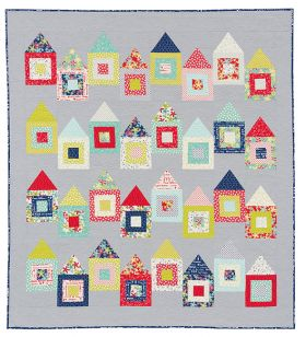 Martingale - Block-Buster Quilts - I Love House Blocks eBook