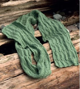Martingale - Knitted Scarves (Print version + eBook bundle)