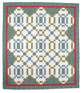 Martingale - Roundabout Quilt ePattern