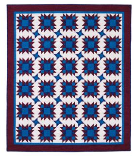 Martingale - The Cougarine Quilt ePattern
