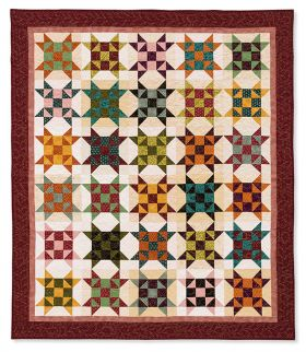 Martingale - Block-Buster Quilts - I Love Star Blocks (Print version + eBook bun