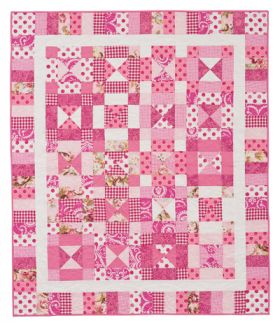 Martingale - Tickled Pink Quilt ePattern
