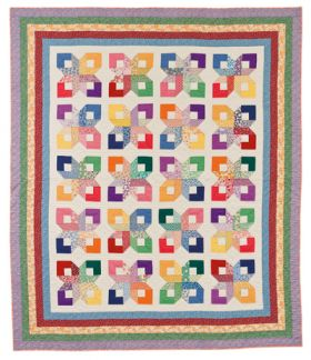 Martingale - Stars in the Attic Quilt ePattern