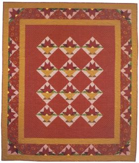 Martingale - Paper-Pieced Bed Quilts eBook