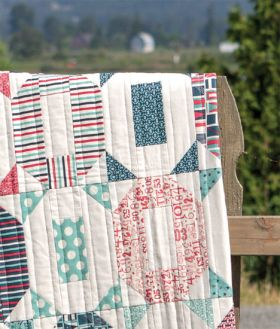 Martingale - Striking Strip Quilts