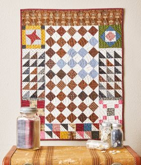 Martingale - Temecula Quilt Co. Returning to Temecula (Print version + eBook bun