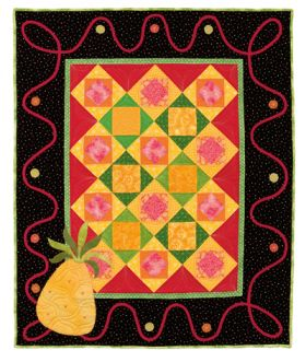 Martingale - Fruit Salad Wall Hanging ePattern