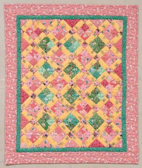 Martingale - Four Patch Frolic Quilt ePattern