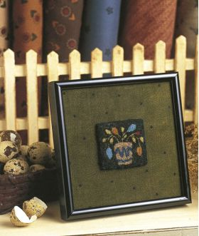 Martingale - Miniature Punchneedle Embroidery eBook