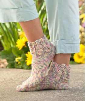 Martingale - More Crocheted Socks eBook