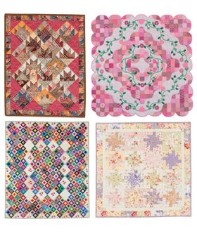 Martingale - Perfect Quilts for Precut Fabrics (Print version + eBook bundle)