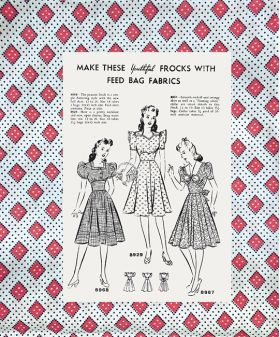 Martingale - Feed Sacks